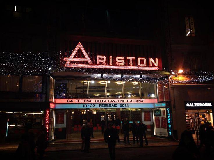 ariston festival di sanremo 2015