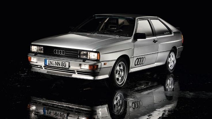 "Siempre he sido un súper fan incondicional del Audi Quattro de la ""época dorada"" del Grupo B del campeonato mundial de rallies."