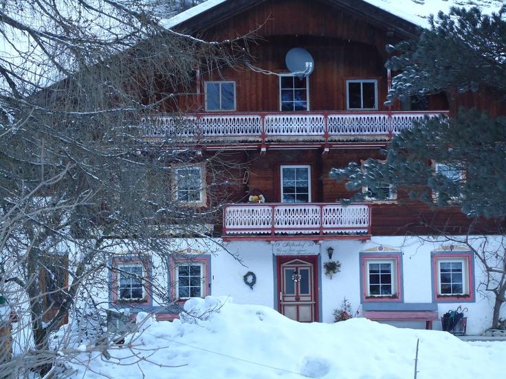 Bauernhaus in Weißenbach