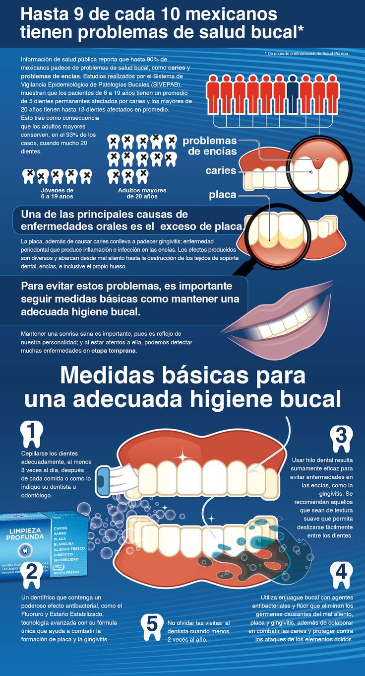 #Infografia #dientes