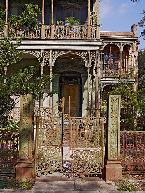 119 Best New Orleans Architecture Images On Pinterest