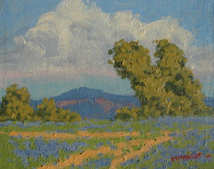 NEW! Marc Graison California plein air impressionist rich
