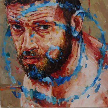 "Saatchi Art Artist Corne Eksteen; Painting, ""The navigator"" #art"