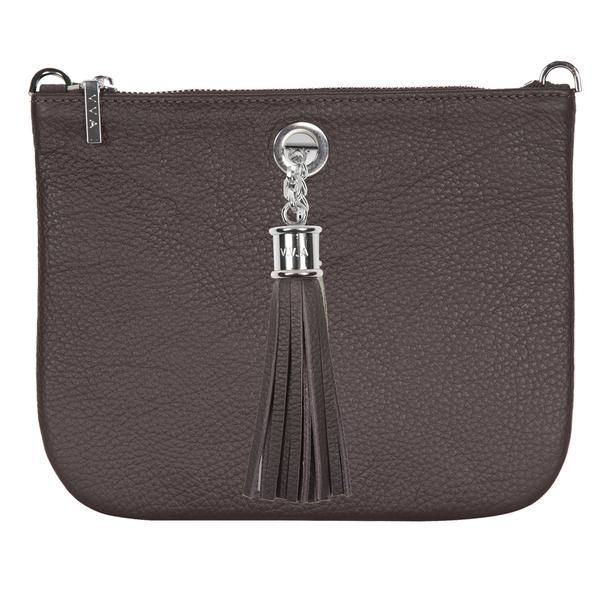VVA Handbags - Ivy Chocolate Brown  http://www.vva.co.uk/products/ivy-chocolate-brown