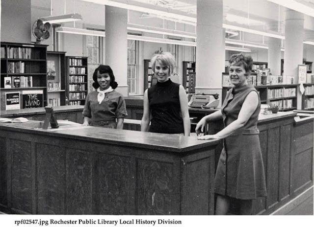Rochester NY library