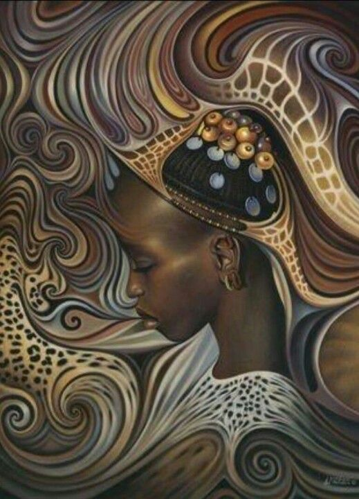 African art, fashion