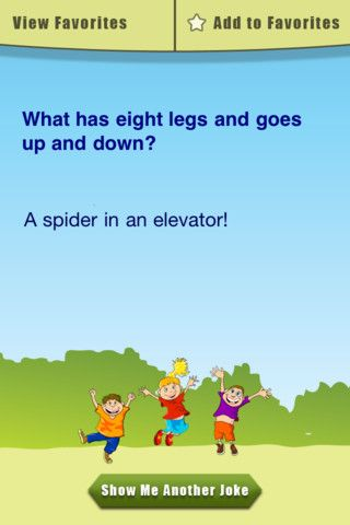 Clean Jokes for Kids ($0.99) A huge selection of super-clean jokes for kids!     If you have a hard time entertaining children, this is the app for you! Imagine having access to thousands of hilarious jokes for kids at the palm of your hand.    All the jokes in this app have been screened and are 100% kid safe!  * Includes over 3,000 jokes for kids  * Gorgeous interface that fully supports the iPhone 4 Retina display!  * Browse jokes using an intuitive interface  * Bookmark your favorite…