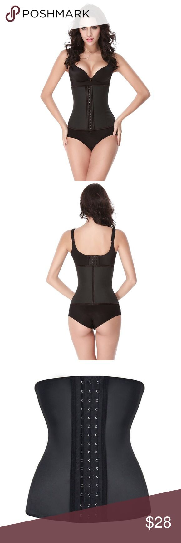 Women's Latex Underbust Corset Waist Training Brand New. Size small with waist 24.4-27.6 inches and height 10.6 in.  Latex material have a great function of ductility,which means it is a good way to help you keep a good figure and could help you lose weight. Measurement of the Corset, NOT YOUR BODY SIZE. Please measure your size before. Other
