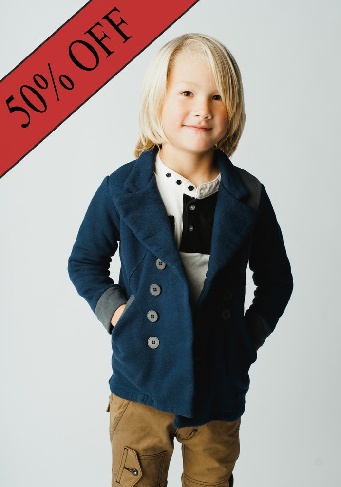 Image of Pea Coat by Aven