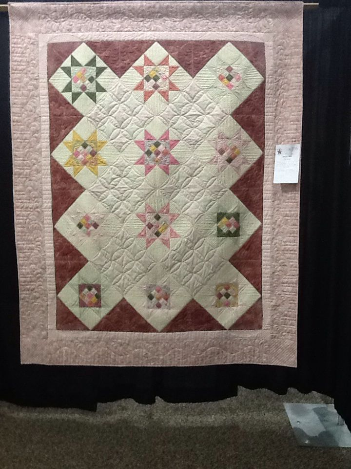 A quilt for my granddaughter