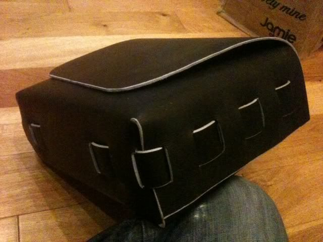 making a leather satchel (lots of pics)