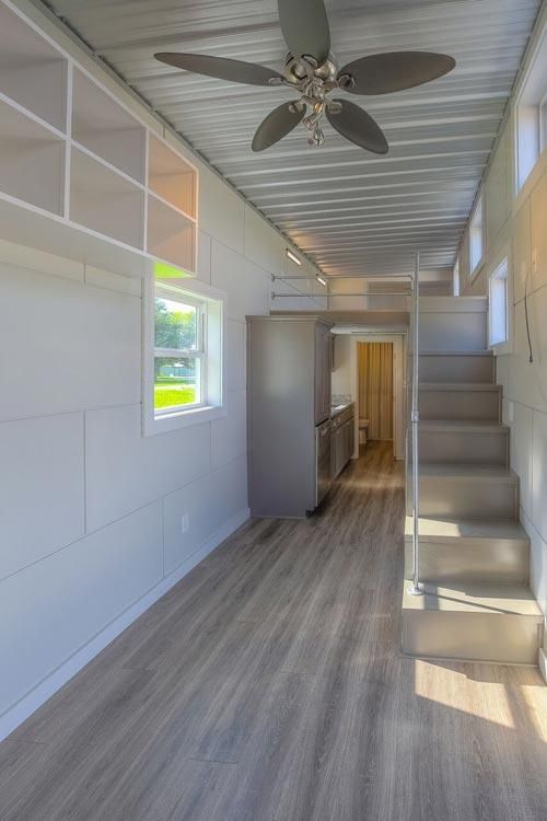 152 best tiny house best of interiors images on for Built by nester