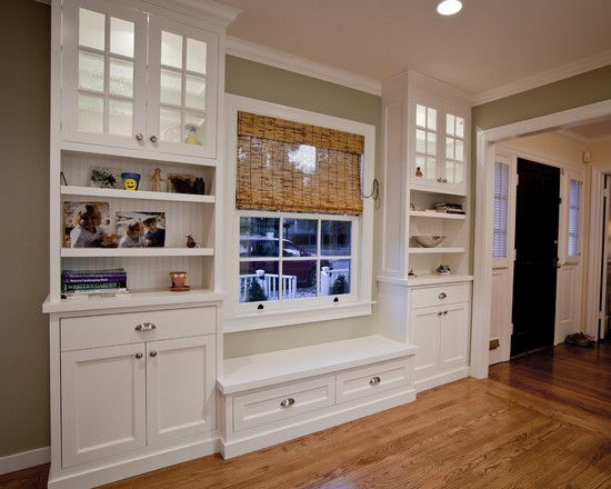 Floor to ceiling built in living room cabinets design pictures remodel decor and ideas page for Floor to ceiling cabinets for living room