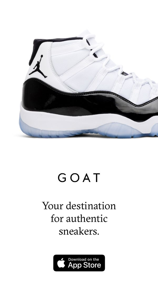 6227b2a577e90 GOAT is the safest way to buy and sell sneakers. We guarantee authenticity  on every sneaker purchase or your money back. Shop the largest selection of  Yeezy ...