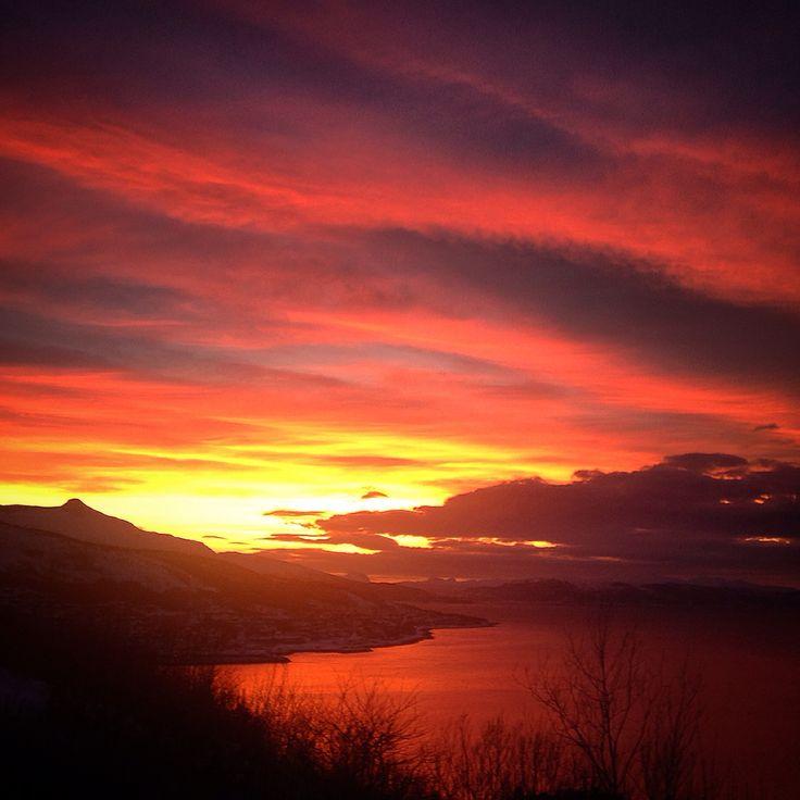#norway#sunset