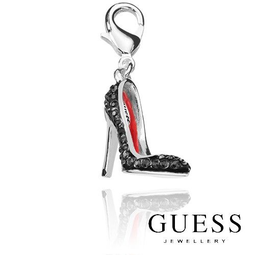 Fall head over heels for these ultra sexy stilettos. Where would you show these HOT Stilettos charm off?   At 30% off Get the Look Here! http://www.sparkly.com.au/women/charms/black-stiletto-pump-guess-charm.html