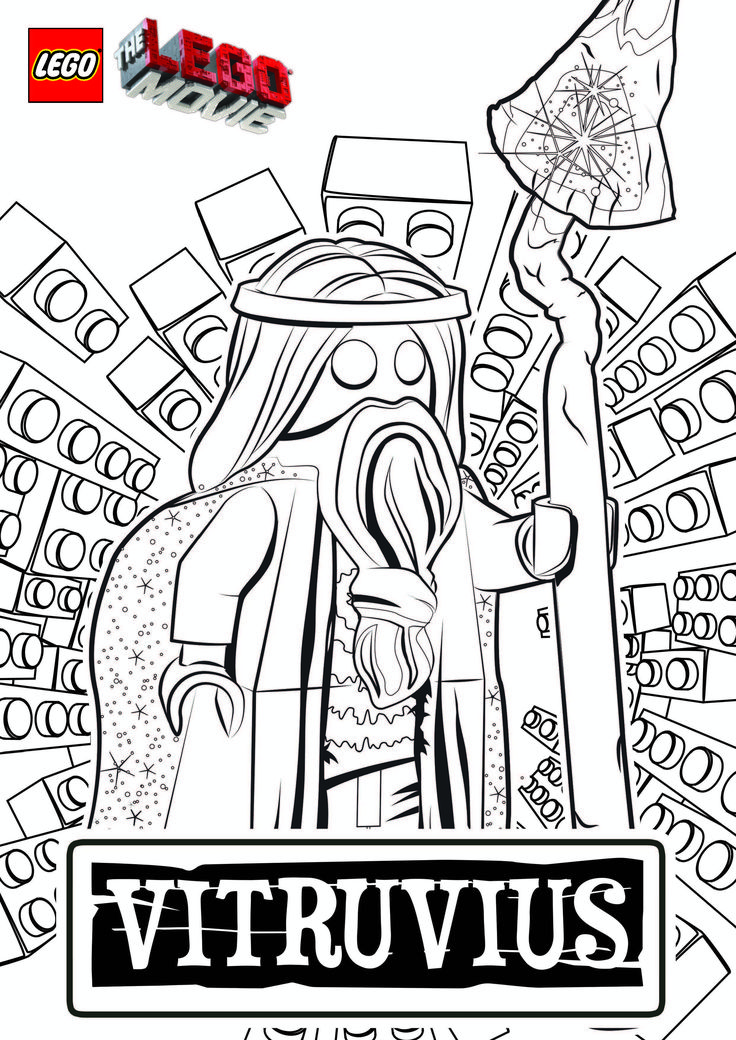 293 best LEGO Coloring Sheets images on Pinterest Coloring