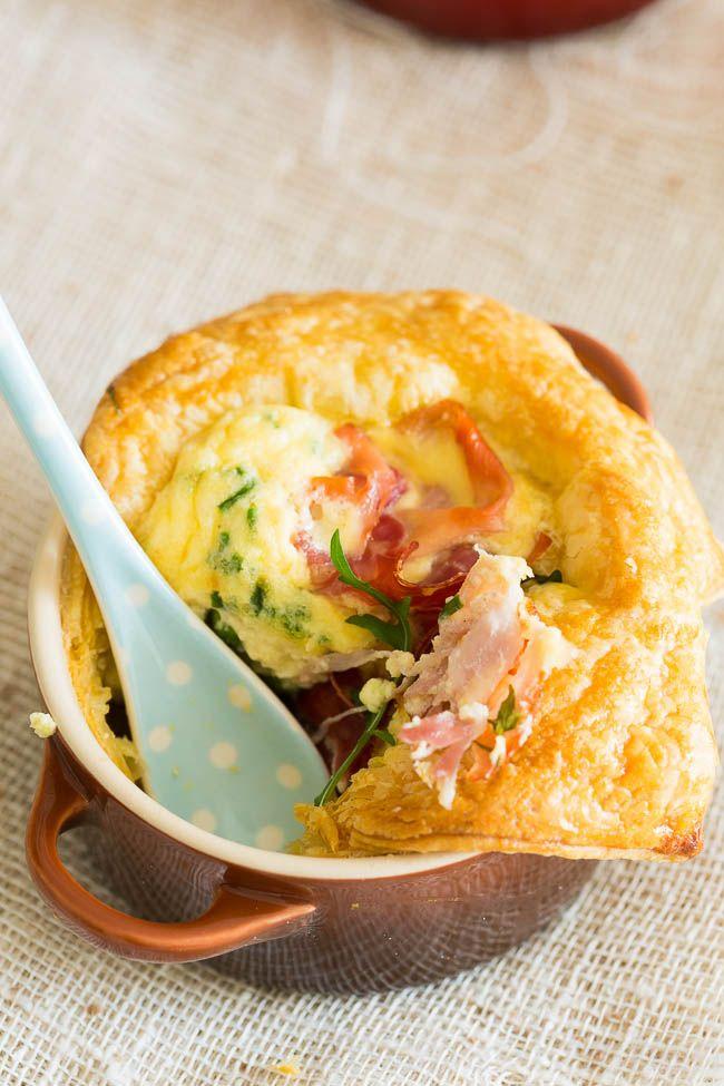 Kleine paasquiche voor een lekker paasontbijtje - Simone's Kitchen
