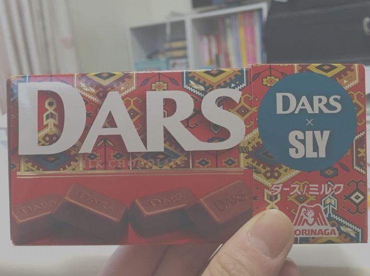 チョコレートの中で一番好きなDARS