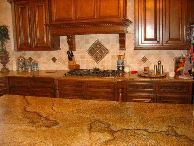My Granite In My Kitchen Absolutely Love It Copper