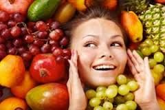 Try our Fresh Fruit facials, helps make skin Glossy, Lightens, Brightens & Tightens & manages pigmentation.