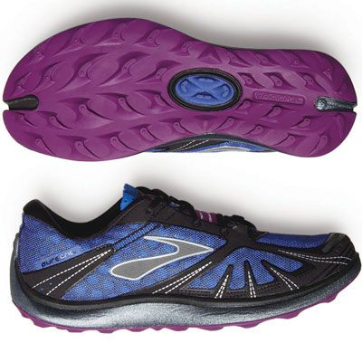Best Trail Running Shoes: Brooks Puregrit