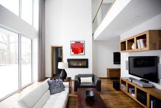 31 best images about salon on pinterest le foyer wooden - Les beaux salons sejours ...