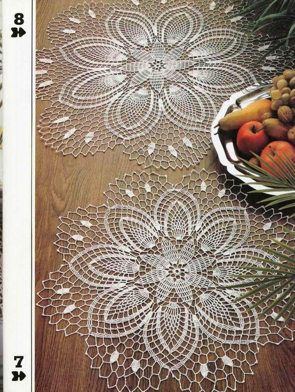 Decorative Crochet 1