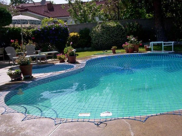 Swimming Pool Safety Nets Secure Your Pool With All Safe In 2020 Pool Safety Net Swimming Pool Safety Swimming Pools