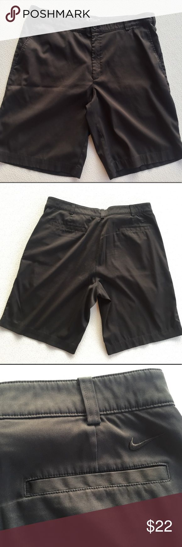 Nike Dri Fit Golf Performance Schwarze Shorts 36 Großartige Form! Bilder ansehen & fragen? 'S …   – My Posh Picks