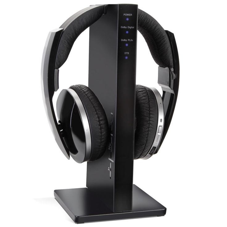 sennheiser tr 120 wireless headphones manual