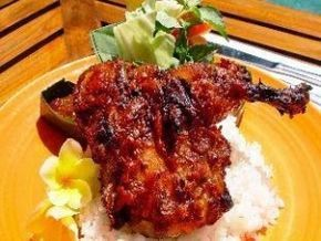Ayam Bakar Bumbu Rujak Nikmat (Chicken Grill Rujak Style)