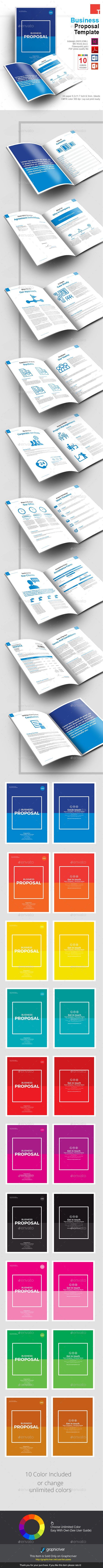 25 best ideas about proposal templates on pinterest report design leaflet design template. Black Bedroom Furniture Sets. Home Design Ideas