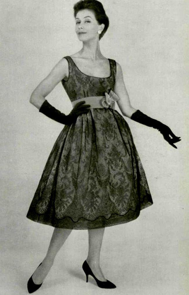 1958 Pierre Balmain