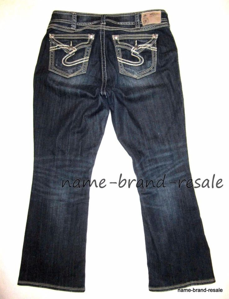 80 best images about Silver Jeans For Sale! on Pinterest   Dark ...
