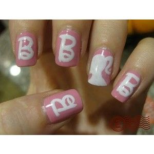 Barbie Nail Polish And Nail Art Games Hession Hairdressing
