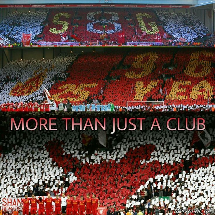 Liverpool FC. YNWA.
