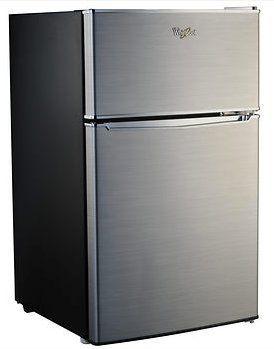 Compact Refrigerator Freezer Fridge Kitchen Appliances Counter Depth Small Beer Stainless Steel Mini - http://www.scribd.com/doc/288548360/