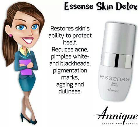 #skincare #annique #essenserange #sensitiveskin #skindetox