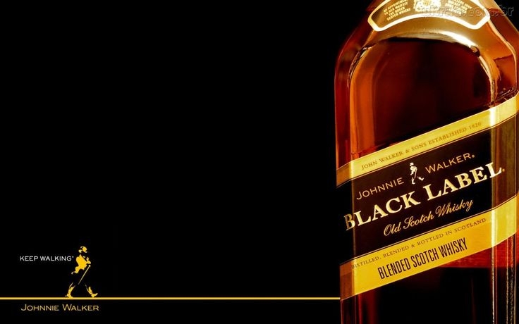 154464 Papel de Parede Black Label 1280x800 Johnnie Walker Black Label Whisky Wallpaper Background