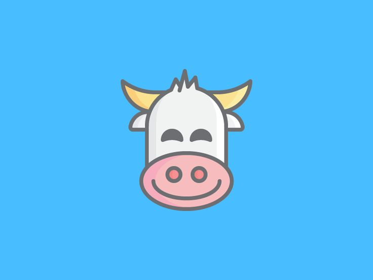April 24: Cow Emoji