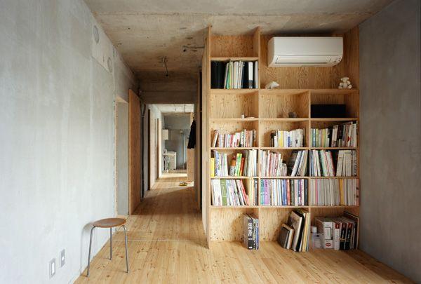 回到最初的質感 日式毛胚屋居家風格 - DECOmyplace