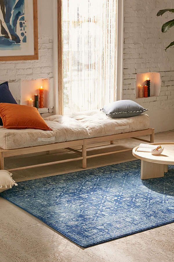 Urban Outfitters Lani Tufted Rug
