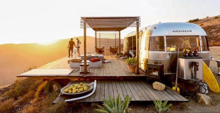 Top des plus beaux vans de voyage à louer Airbnb