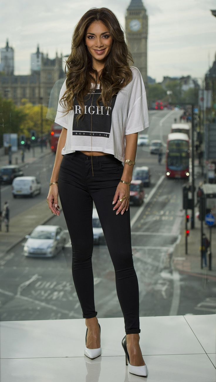 Nicole Scherzinger Daily Mirror November 13 2013