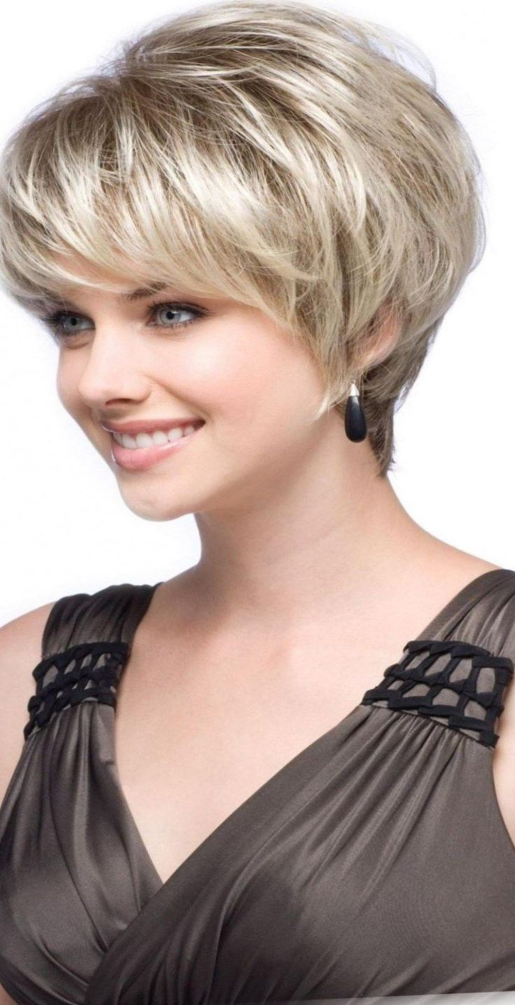 Coiffure coupe cheveux courts