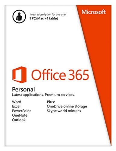 buy now   									£55.97 									  									What is Office 365? This Office software 365 enables you to install the latest full desktop version of Office applications, including Word, Excel, PowerPoint, OneNote and Outlook,  ...Read More