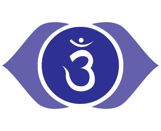 Chakra frontal (Ajna) Aussi appelé : Chakra du 3e œil, Chakra du front Se situe entre les deux sourcils, en un point appelé le troisième œil. C'est le chakra de l'intuition, de la réalisation de son être intérieur. Couleurs dominantes : bleu et violet Notre pierre associée : l'améthyste