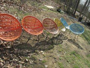 Chaises vintage Greater Montréal image 1