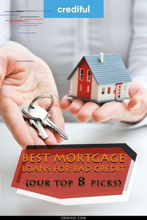 9 Best Mortgage Loans For Bad Credit Top Picks Of 2020 In 2020 Hypotheken